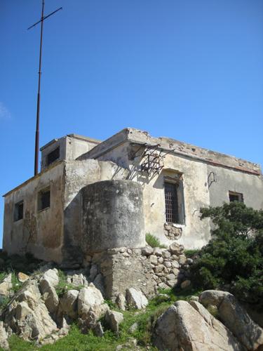 Capo Comino Vecchio Faro
