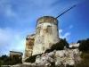 Capo Figari, vecchio Faro