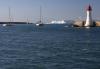 Fanali moli porto di Cagliari 2